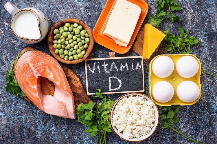 Pentingnya Vitamin D Bagi Orang Dewasa