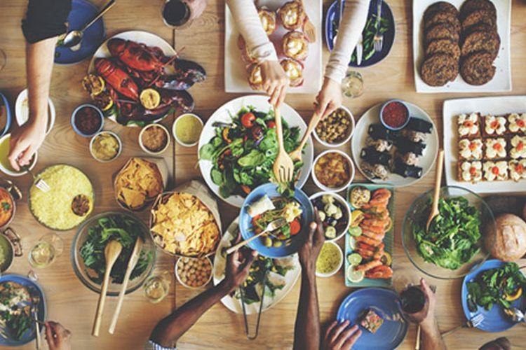 Pilih Makanan Tepat Saat Berpuka Puasa