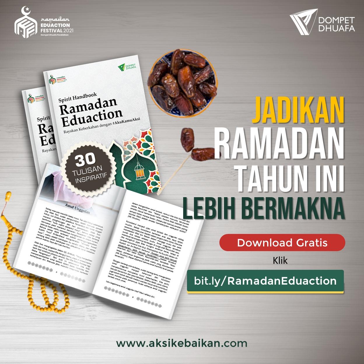 Ini Dia Amunisi Pelengkap Ramadan Sahabat Baik